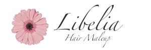結婚式/ウェディング/出張ヘアメイク「Lobelia.(ロベリア)Hair Make」 ロゴ